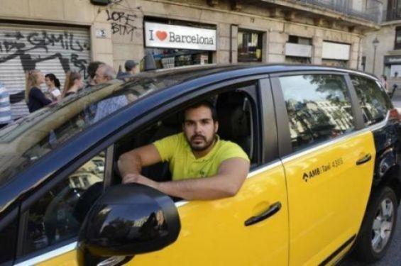 Attentat De Barcelone Le Geste Du Chauffeur De Taxi