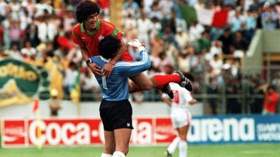 Morocco vs. Portugal 1986 : Will history repeat itself tomorrow in ...
