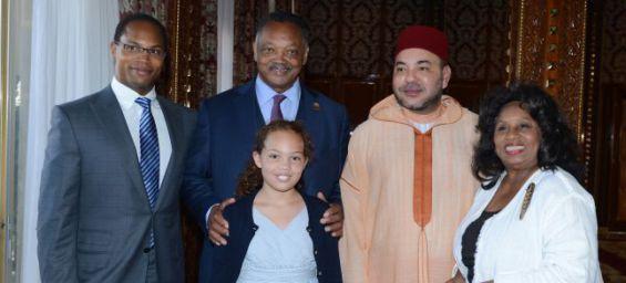 Maroc etats unis le lobby marocain se renforce par le recrutement du r v rend jesse jackson - Le roi du matelas recrutement ...