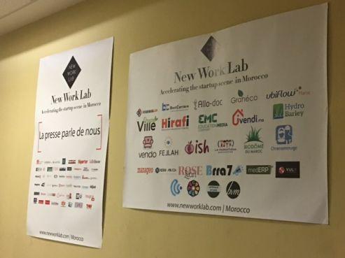 «New Work Lab Maroc» renouvelle l'aventure du salon des startups après le succès de la première édition en 2016. / Ph. Mounira Lourhzal - Yabiladi