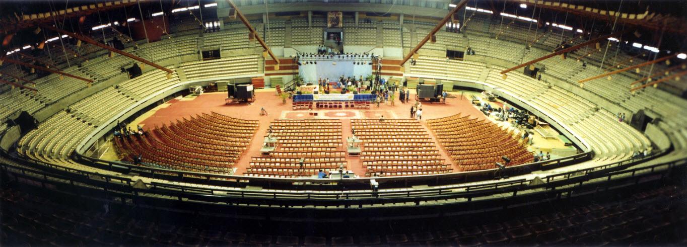 Le spectacle de dieudonn aura lieu la salle couverte du for Complexe mohamed 5 piscine