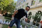 Belgique: Bruxelles rend un dernier hommage à Zakaria, jeune bénévole mort à 26 ans