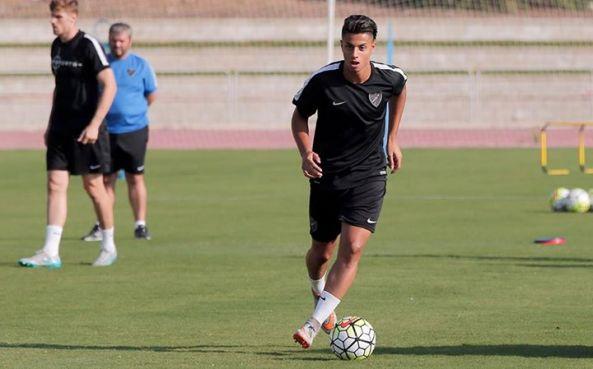 Hachim Mastour(FC Malaga)