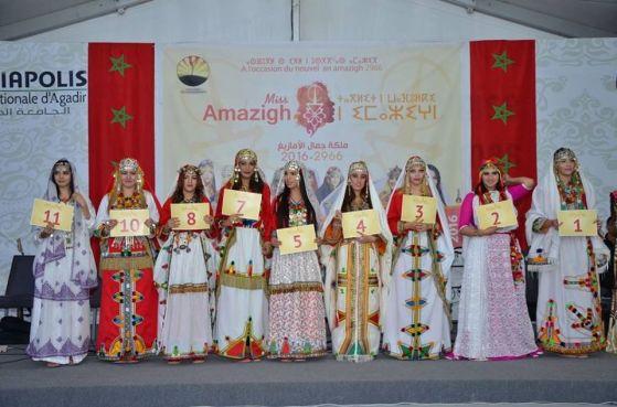 Maroc : Miss Amazighe 2966 est infirmière
