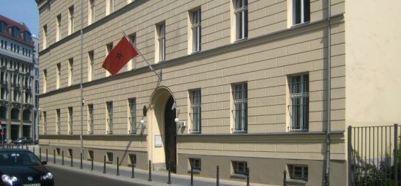 Allemagne le tissu associatif des marocains r uni l ambassade du maroc berlin - Consulat du maroc porte de versailles ...