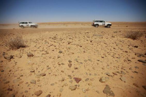 Le Polisario intercepte des observateurs de la Minurso