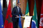 Le président rwandais Paul Kagame accueilli au Maroc
