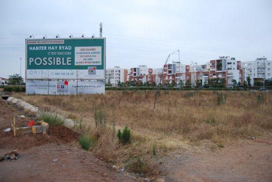 Rabat habiter hay riad c 39 est encore possible mais pas for Mobilia hay riad rabat