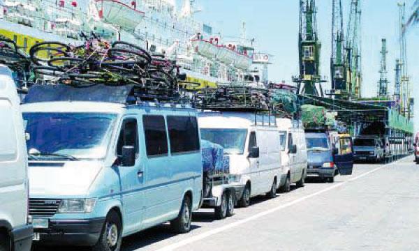 Transport de voyageurs et de colis de Toulouse-Montauban ...