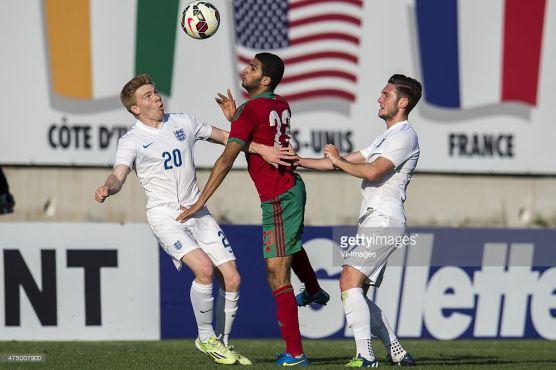 Tournoi de Toulon U20 : Le Maroc résiste à l'Angleterre (3-3)