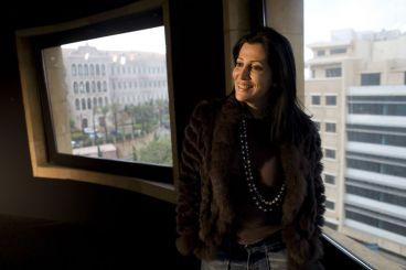 Sofia Amara, la grand reporter franco-marocaine qui sillonne le Moyen-Orient