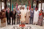 Sahara : Syndicat et ONG nigérians pro-Polisario attaquent le Maroc devant Brahim Ghali