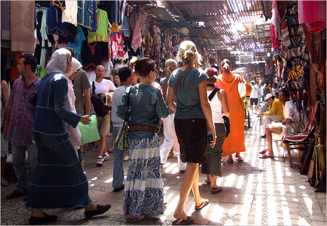 Travel Agency Website >> Morocco is one of the 10 most dangerous places for solo female travelers according to Forbes