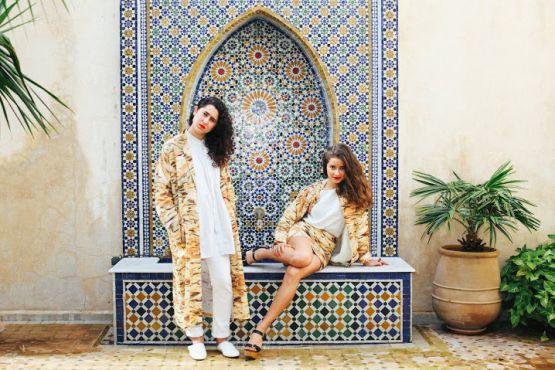 Jnoun, une nouvelle marque de prêt à porter marocaine contemporaine