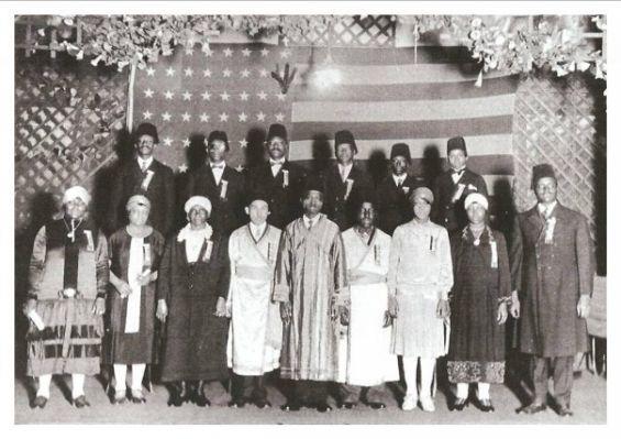 The Moorish Science Temple of America : The religion of