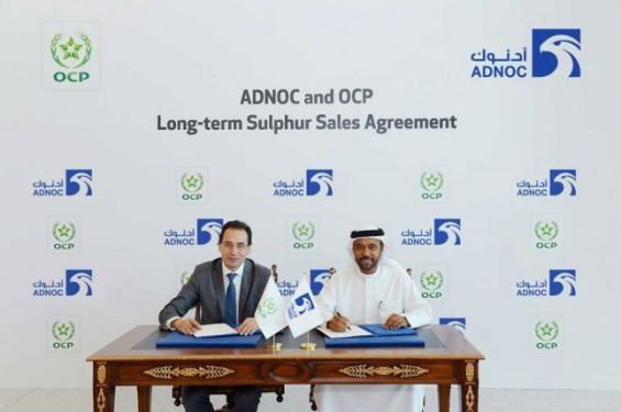 ADNOC and OCP form fertilizer JV