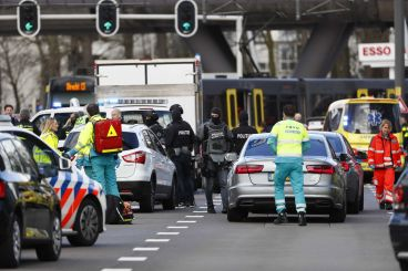 The Utrecht gunman opened fire in a tram for «family reasons», reports say