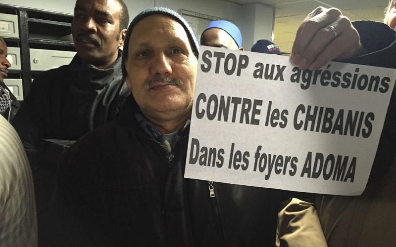 France des chibanis agress s dans un foyer adoma - Horaire priere gennevilliers ...