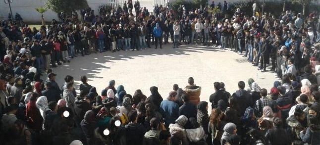 تاريخ: حظر منظمة الاتحاد الوطني لطلبة المغرب بعد تبنيها الخيار الثوري [3/2]