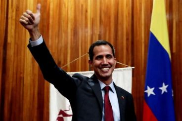 Venezuela's self-declared Interim President wants to normalize ties with Morocco