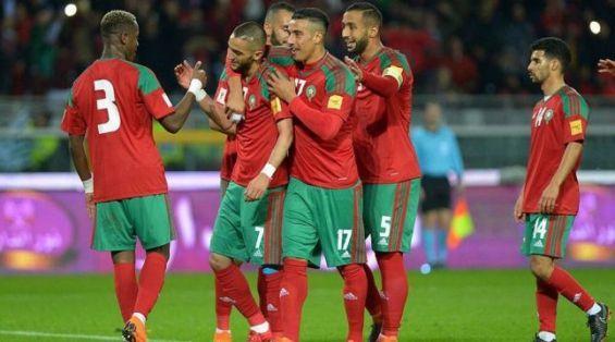 La Slovaquie et l'Estonie en amical avant le Mondial 2018 — Afrique Maroc