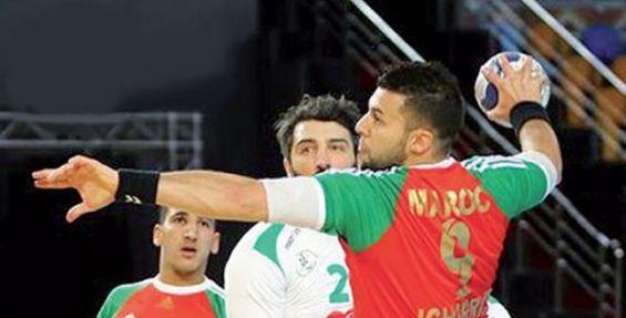 Can de handball 2018 le maroc bat le gabon et passe en demi finale - Coupe d afrique handball ...