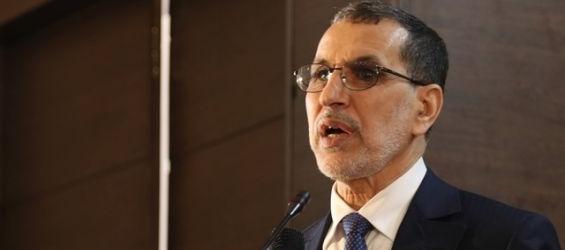 سعد الدين العثماني: نتمنى أن يكون أول قرار لحكام الجزائر الجدد هو فتح الحدود