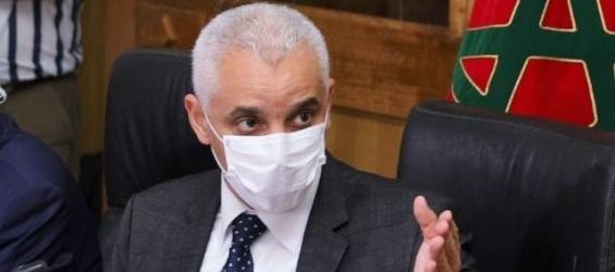 وزير الصحة يدافع عن الصفقات التي أبرمتها وزارته خلال الجائحة