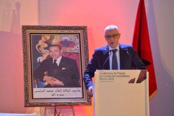 Le Maroc présentera sa candidature au Mondial 2030 (MHE)