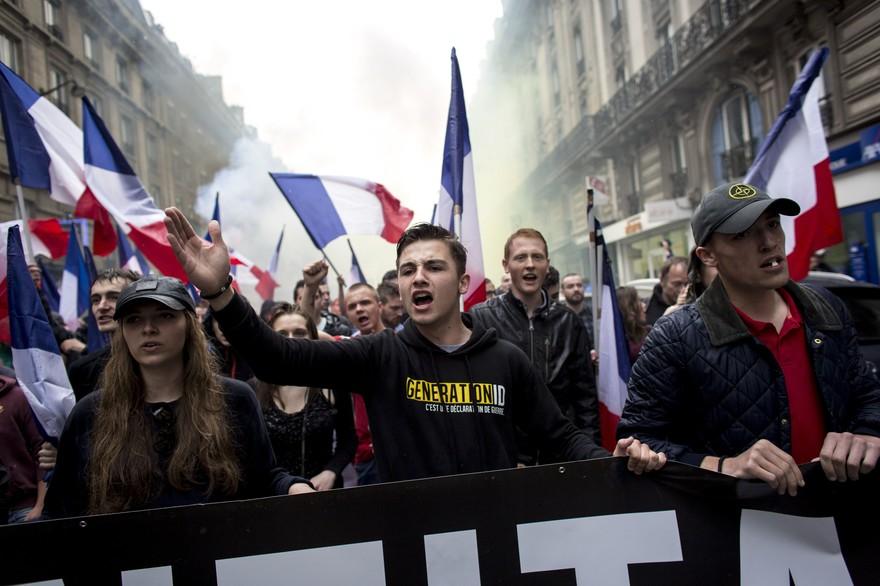 France : Génération identitaire a reçu des dons du terroriste de  Christchurch