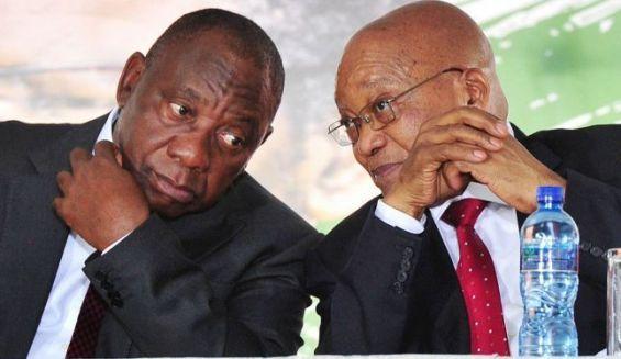Afrique du Sud: Cyril Ramaphosa prend les commandes de l'ANC