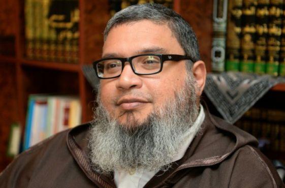 Hammad El Kabbaj, candidat du PJD à Marrakech. / Ph. Fadel Senna, AFP
