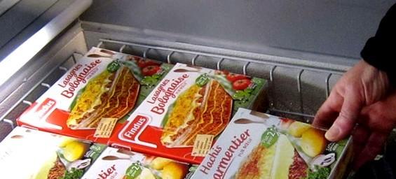 Saisie des plats surgel s findus halal au maroc un exc s - Plat cuisine a congeler ...