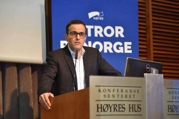 Yassine Arakia, candidat aux législatives : «Les MRE de Norvège appelés à s'engager»