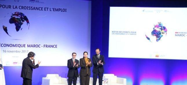 Maroc : «Les prêts de l'AFD doubleront pour atteindre 400 M€ par an», annonce Edouard Philippe
