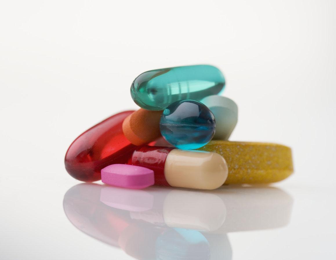 Des helminthes et pour la prophylaxie
