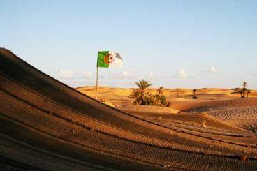 La France coloniale a tenté d'établir une république sahraouie au sud de l'Algérie