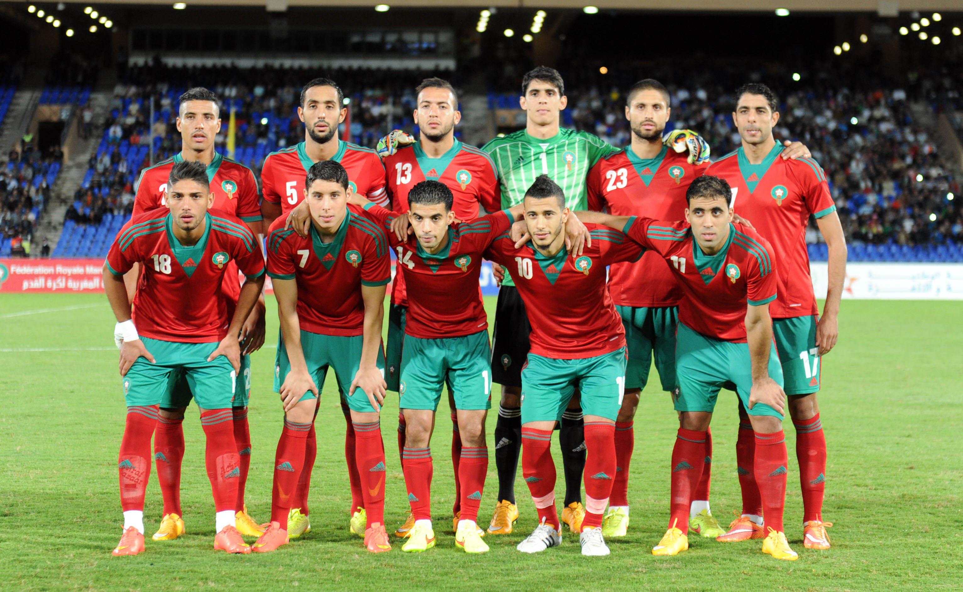 Football  Le Maroc gagne 8 places au classement FIFA -> Maroc New Tv