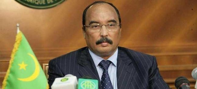 الرئيس الموريتاني: الغرب لن يقبل بقيام دولة في الصحراء الغربية