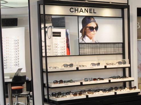 Chanel pour la premi re fois dans le march de l optique en afrique du nord - Vente unique point com ...
