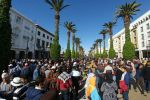 Maroc : La participation à la marche pour Al Qods inférieure aux grandes manifestations précédentes