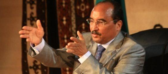 الرئيس الموريتاني: الوضع في الكركرات خطير..وعلاقاتنا مع المغرب تاريخية وقديمة