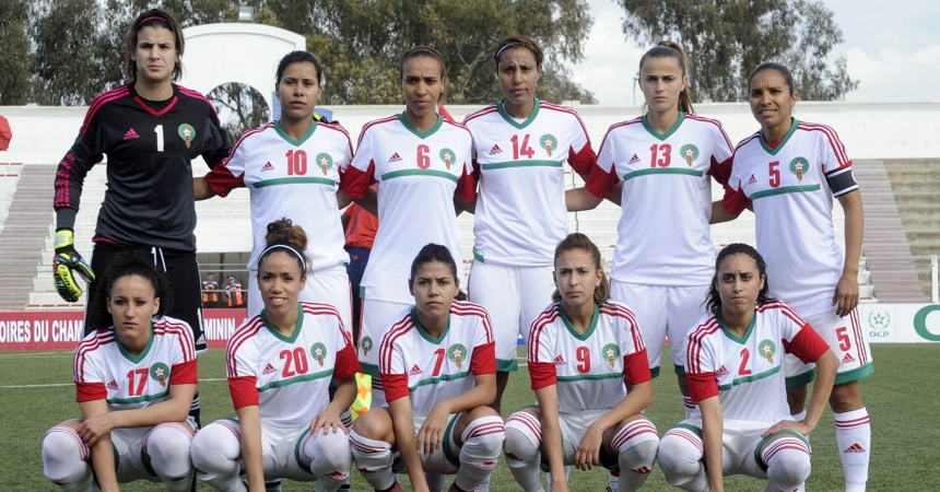 Qualifications de la coupe du monde de football dames le maroc fait match nul face au nig ria - Maroc qualification coupe du monde ...