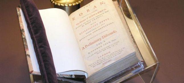 لماذا اقتنى الرئيس الثالث للولايات المتحدة الأمريكية نسخة مترجمة للقرآن؟