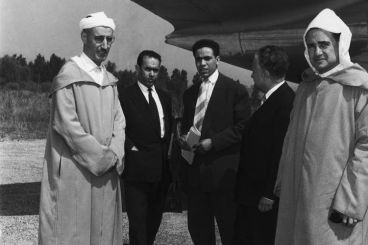 22 août 1955 : Les pourparlers franco-marocains d'Aix-les-Bains, entre mythe et réalité