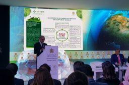 Cop22 les six engagements du groupement professionnel for Presse agrume professionnel maroc