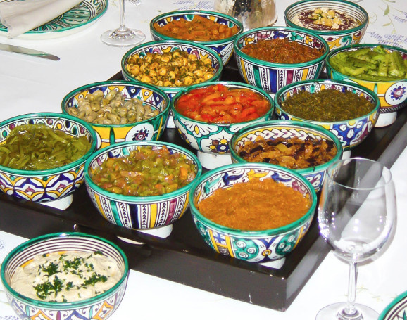 Une f te juive marocaine pour apaiser la d mone mimouna - Une royale en cuisine ...