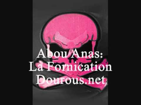 abou anas la fornication wwwyoutubecom - Hadith Relation Hors Mariage