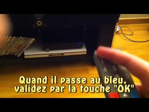 freebox player ne sallume plus voyant rouge