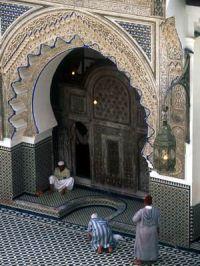 Mosquee Al Qaraouine alt=